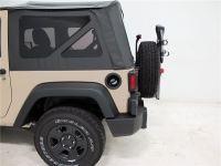 Jeep Wrangler Yakima SpareRide 2 Bike Rack - Spare Tire ...