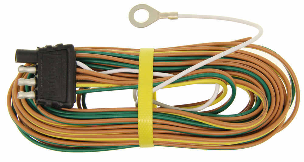 20 Ft 4-Way Trailer Wiring Harness - Wishbone Style - 30\