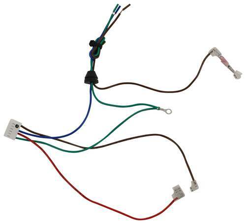 Replacement 4-Wire Control Harness for Atwood Water Heaters Atwood
