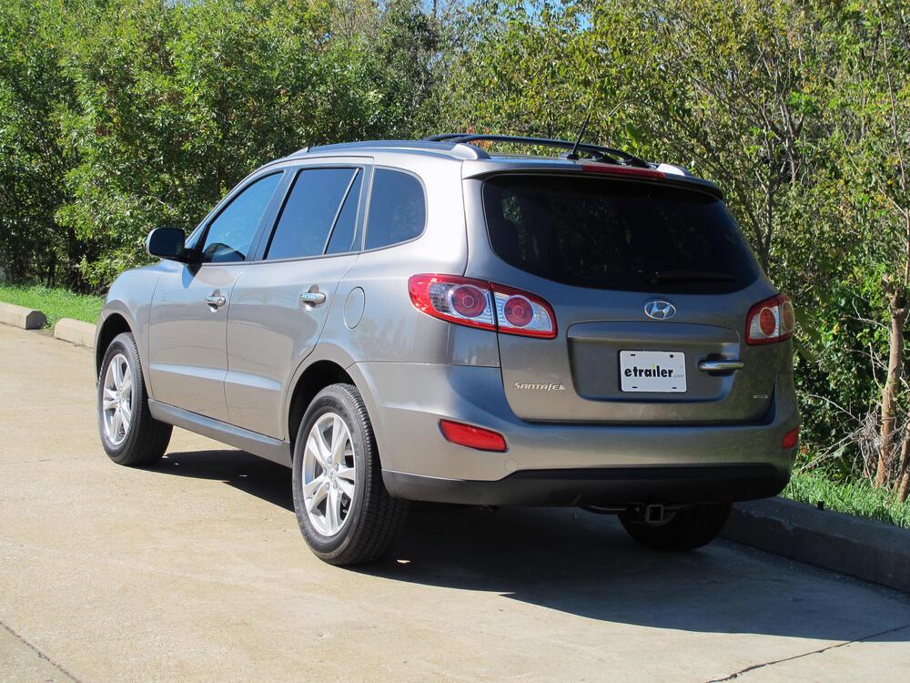 2012 Hyundai Santa Fe Trailer Hitch - Curt