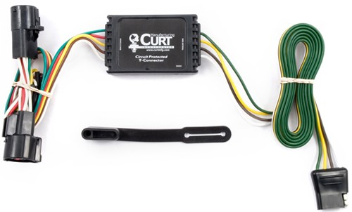 Compare Hopkins Plug-In vs Curt T-Connector etrailer