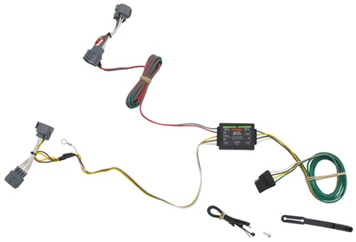 Honda Ridgeline Trailer Wiring Harness Wiring Diagram