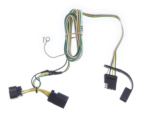 Compare T-One Vehicle Wiring vs Curt T-Connector etrailer