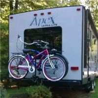 How to Choose a Bike Rack for a Fifth-Wheel or Pop-Up ...