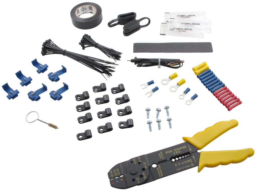 Hopkins Deluxe Trailer Wiring Installation Kit Hopkins Wiring HM51020