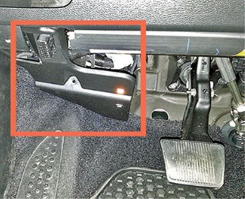 jeep p tow wiring