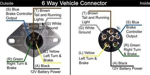 6 Connector Wiring Diagram Wiring Diagram