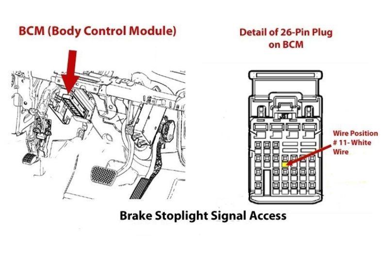 gmc trailer wiring problems