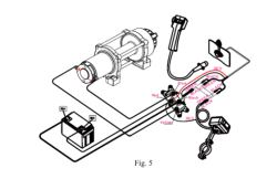 superwinch terra 25 wiring diagram