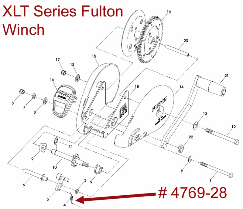 FULTON BOAT TRAILER WIRING DIAGRAM - Auto Electrical Wiring Diagram