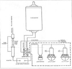 bulldog electric jack wiring diagram