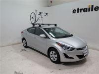 2011 Hyundai Elantra Rhino-Rack MountainTrail Rooftop Bike ...