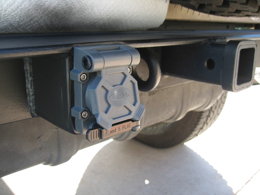 Hopkins Endurance Multi-Tow 7-, 5- and 4-Way Flat Trailer Connector