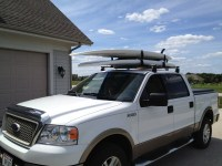 """Round 58"""" CrossBars for Yakima Roof Rack System (QTY 2 ..."""