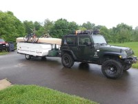 Swagman Roamer LT Roof Rack for Pop-Up Campers and Camper ...