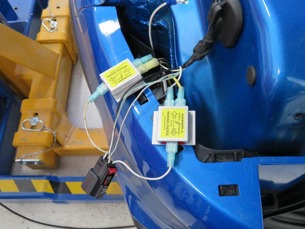 Roadmaster Diode 7-Wire to 6-Wire Flexo-Coil Wiring Kit Roadmaster