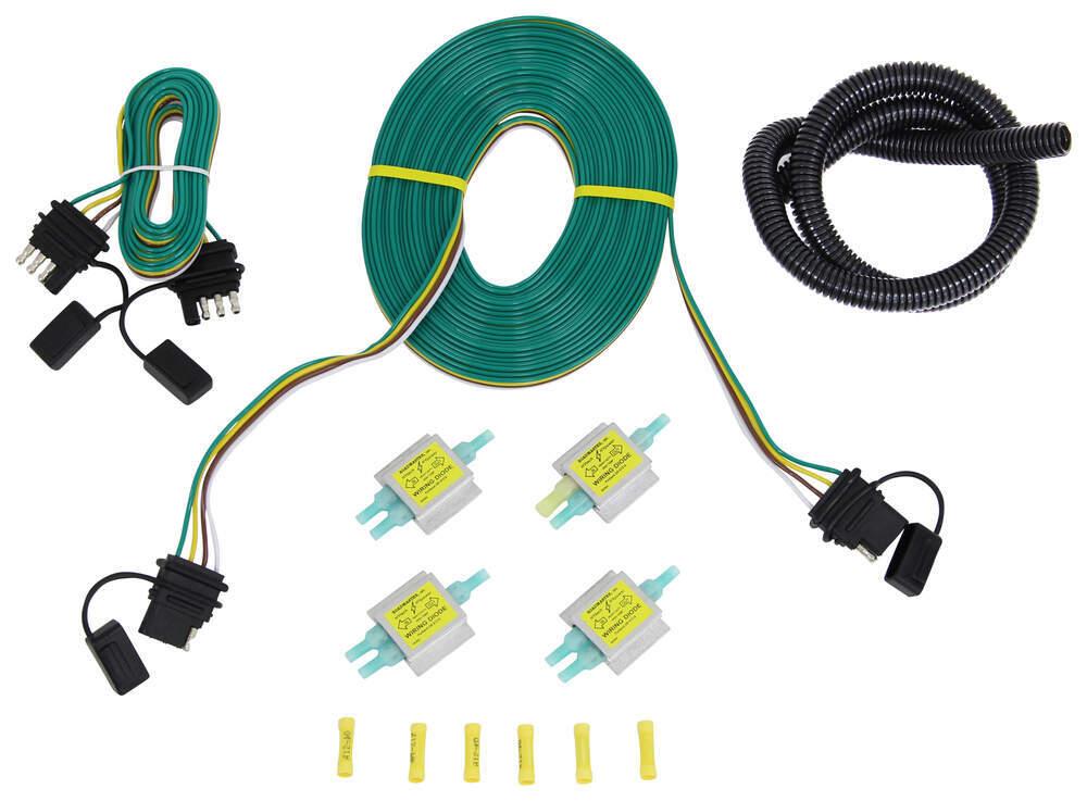 Roadmaster Universal Hy-Power Diode Wiring Kit Roadmaster Tow Bar