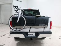 Swagman Tailwhip Tailgate Pad and Bike Rack for Full-Size ...