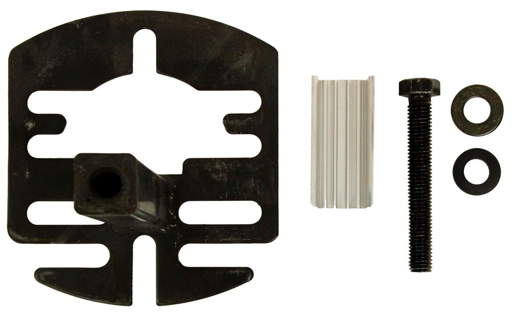 Compare Spare Tire Plate Vs Replacement Mounting