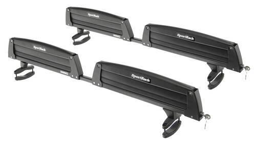 Sportrack Ski And Snowboard Carrier Adjustable Roof