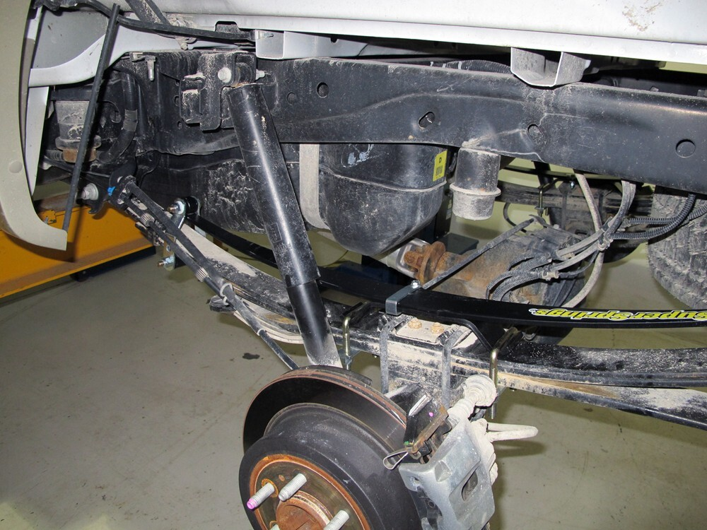 1990 Ford F-150 SuperSprings Suspension Stabilizer and Sway Control