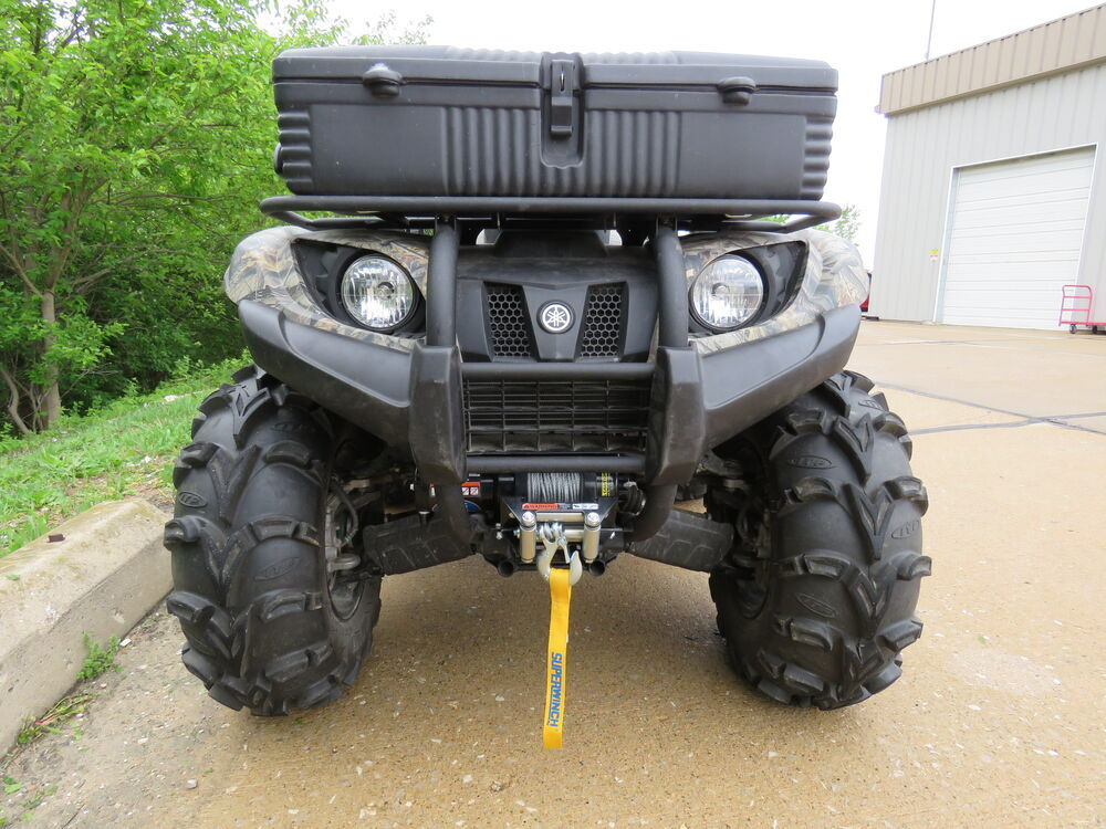 2016 Can-Am Defender Superwinch LT3000 ATV Winch - Wire Rope