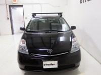 Thule Roof Rack for Toyota Prius, 2007   etrailer.com