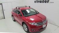 Thule Roof Rack for 2013 Toyota Prius V | etrailer.com