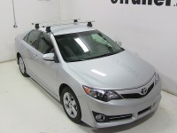 Thule Roof Rack for 2010 Toyota Camry | etrailer.com