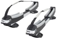 Thule SUP Taxi Stand-Up Paddleboard Carrier - Roof Mount ...