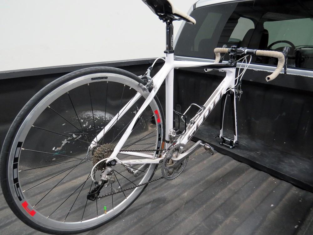 Thule Low Rider Bike Block With 9 Mm Skewer Fork Mount