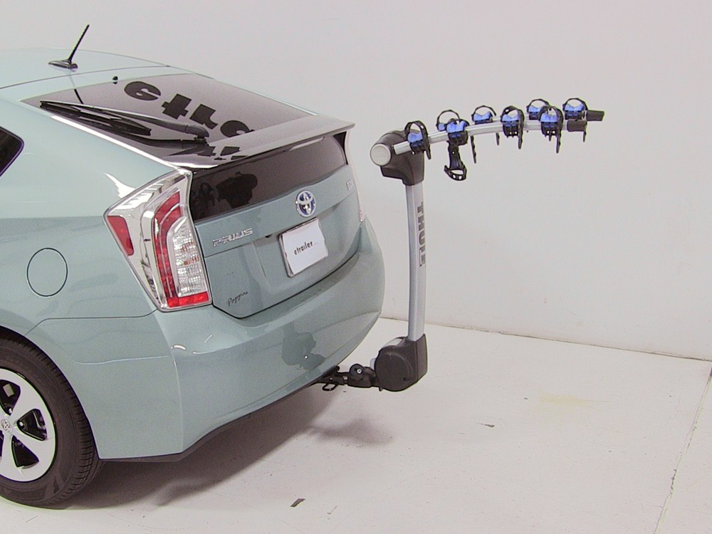 2014 Toyota Prius Thule Apex 4 Bike Rack For 1 1 4quot And 2