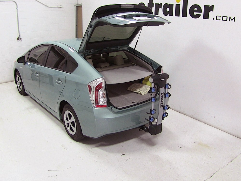2008 Toyota Prius Thule Apex 4 Bike Rack For 1 1 4quot And 2
