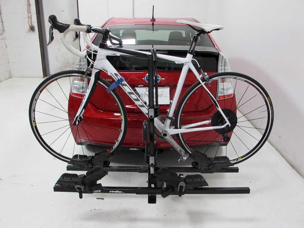2011 Toyota Prius Thule Doubletrack Platform Style 2 Bike