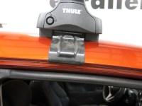 BMW 3 Series Thule AeroBlade Load Bars - Aluminum - 47 ...