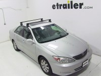 Thule Roof Rack for 2006 Toyota Camry | etrailer.com