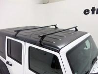 Thule Roof Rack for 1999 Volvo V70 Wagon   etrailer.com