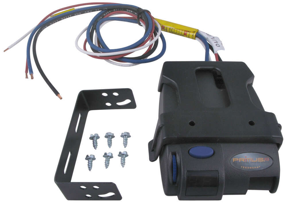 Tekonsha Primus IQ Trailer Brake Controller - 1 to 3 Axles