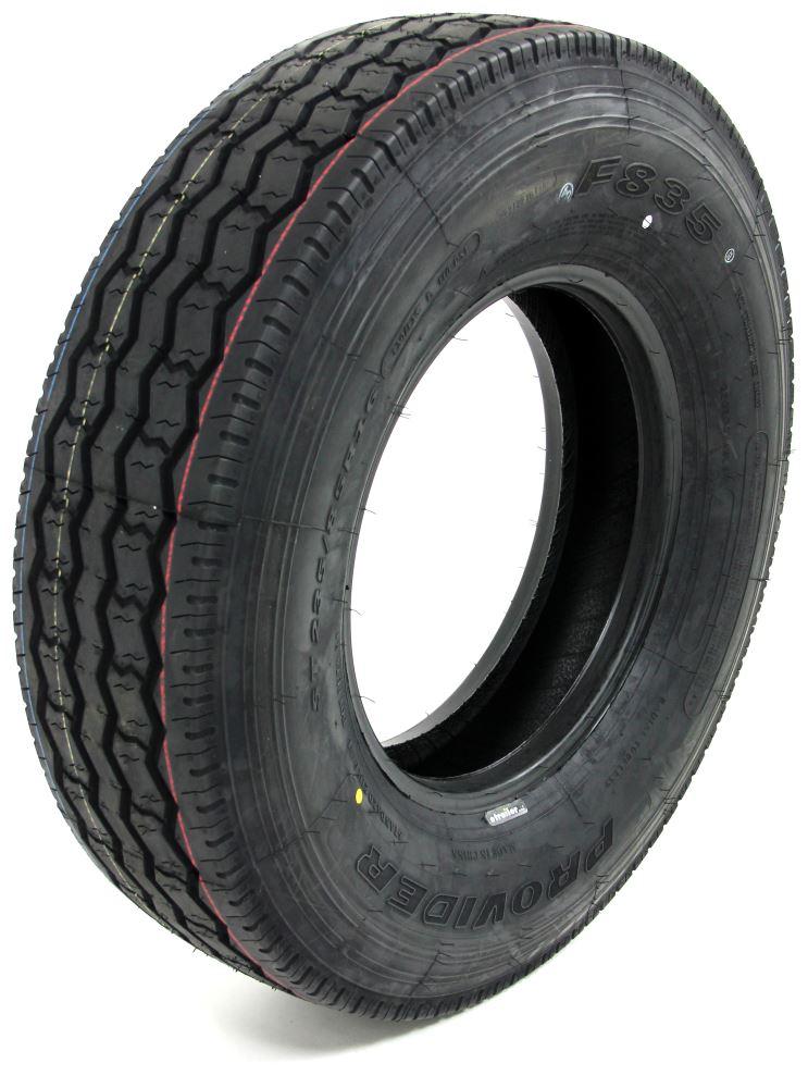 Provider ST235/85R16 Radial Trailer Tire - Load Range G Taskmaster