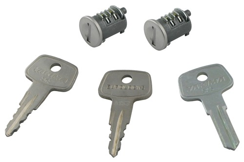 Mazda 3 Yakima Same Key System Sks Lock Cores Qty 2