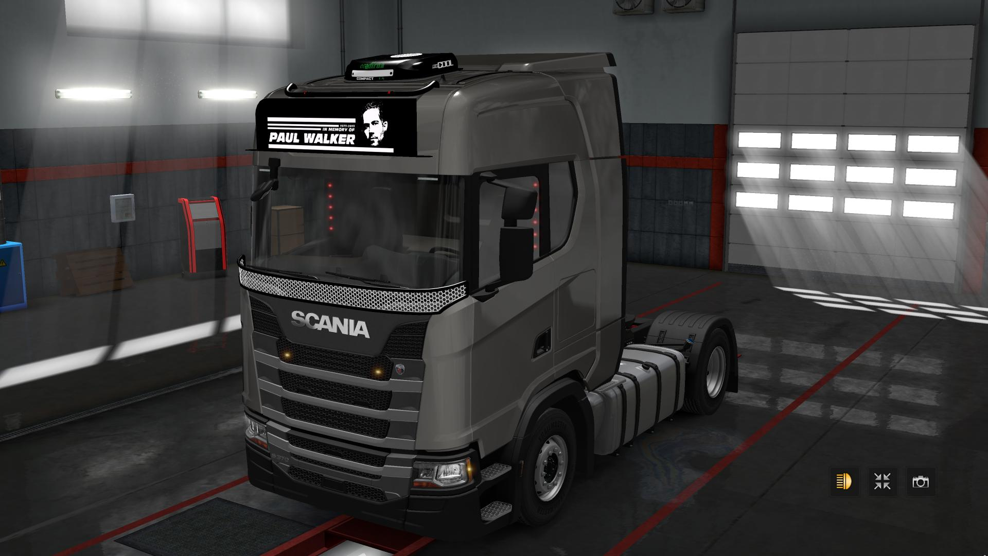 Mighty Car Mods Wallpaper Scania Next Generation Addons 1 30 Tuning Mod Ets2 Mod