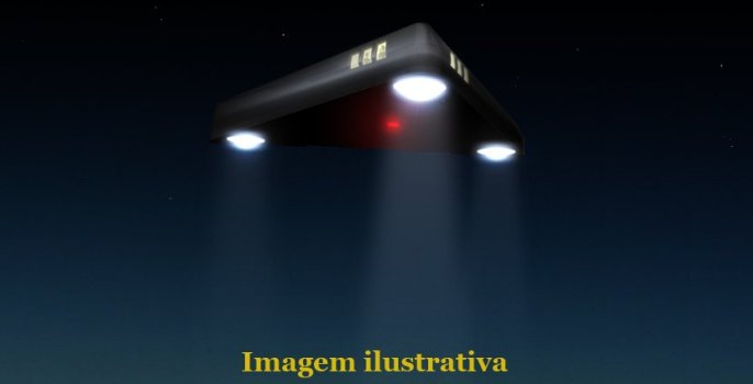 ufo triangular