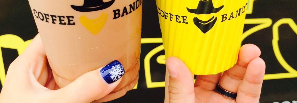 Chasing the Coffee Bandits