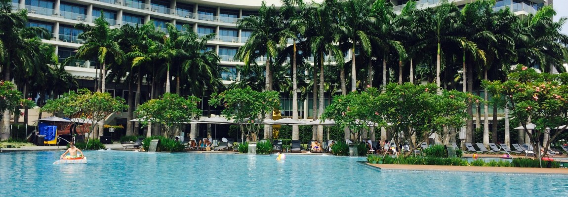 5 Reasons Why You Should Stay at W Singapore Sentosa Cove
