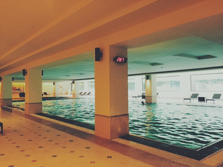 Silks Place Taroko Indoor Pool