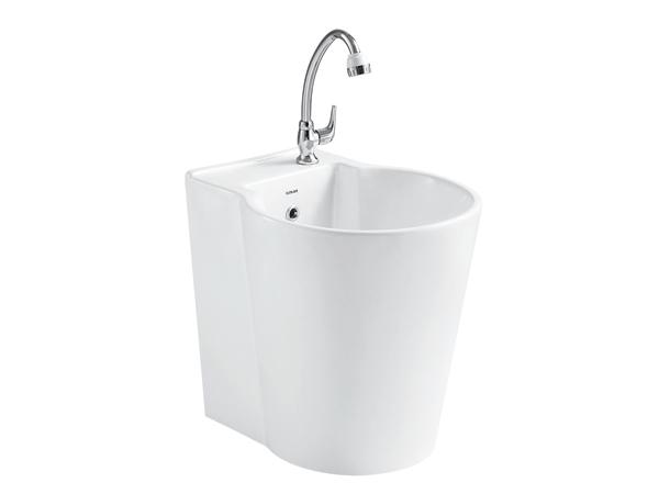 Tanque Para Lavagem De Esfregao Em Ceramica Fabricantes