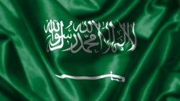 Flag of Saudi Arabia. Photo by Ayman Makki, Wikipedia Commons.