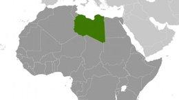 Location of Libya. Source: CIA World Factbook.
