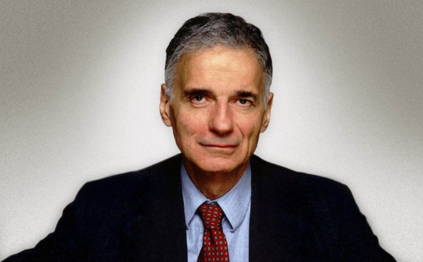 Ralph Nader: Lo, The Poor Enlightened Billionaire – OpEd
