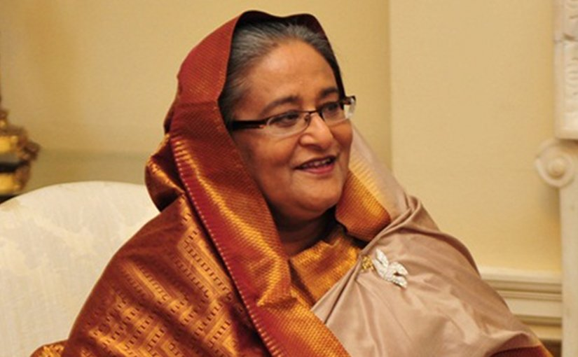 Bangladesh Prime Minister Wins UN Environment Prize For Leadership On Climate Change